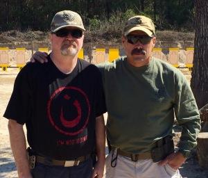 Me & Paul Howe