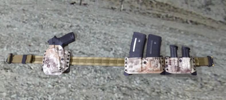 shooters belt