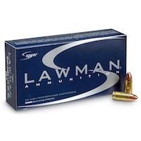 Speer Lawman (9mm, 357 sig)